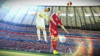 PES 2014 Game Features Trailer