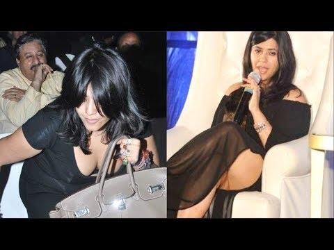 Ekta Kapoor हुई Oops Moment की शिकार