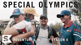 Golfing with Special Olympic Athletes | Adventures In Golf Season 4