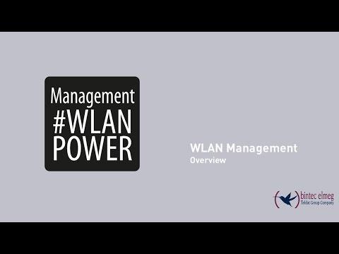 WLAN Cloud Management