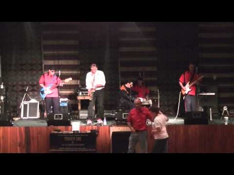 """Red River Rock"" By Terry Lee & The Rockaboogie Band Featuring Mike Robertson On Sax"