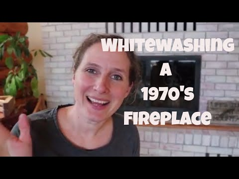 whitewashing-our-fireplace-|-diy-home-improvements