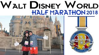 2018 Walt Disney World Half Marathon | Day 3 of Dopey Challenge
