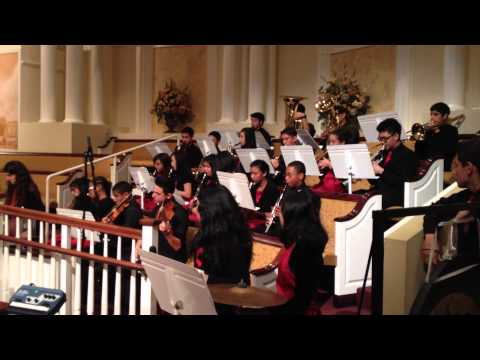 Liberty Baptist School Band-- It Is Well With My Soul