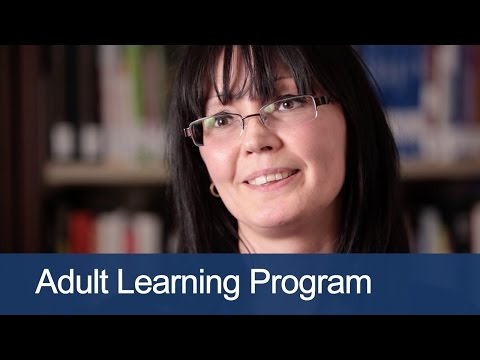 Adult Learning Program (ALP) - NSCC