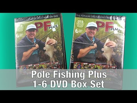 Pole Fishing Plus DVD Box Set Trailer!