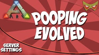 Pooping Evolved Server Settings - Ark Survival Evolved