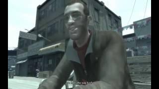 GTA 4 Missão #23 - The Master And The Molotov