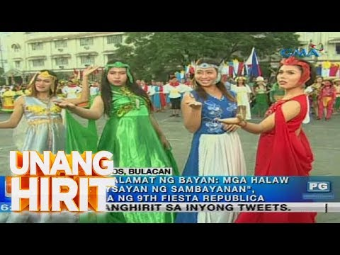 Unang Hirit: Malolos celebrates its 9th Fiesta Republica