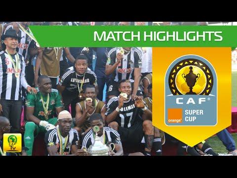 TP Mazembe vs Etoile Sportive du Sahel   Orange CAF Super Cup 2016
