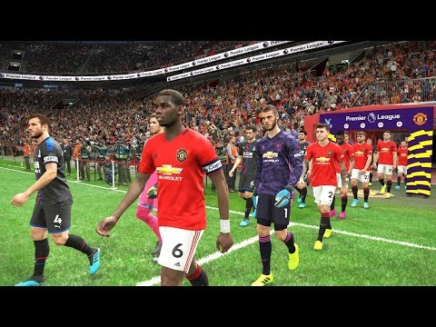 Manchester United vs Crystal Palace - EPL Matchday 3 Prediction