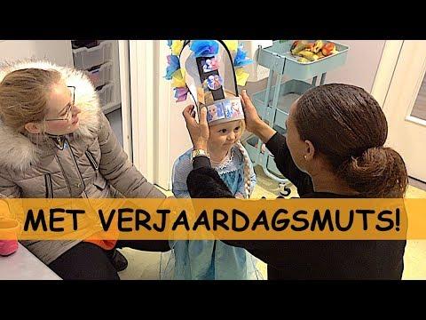 LUCiLLA MAG TRAKTEREN ! | Bellinga Familie Vlog #888