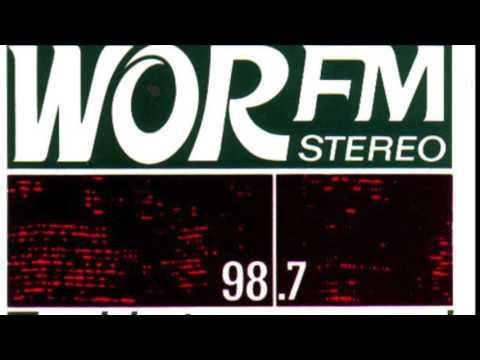 WOR-FM 98.7 New York - Danny Martinez - Johnny Donovan - 1970