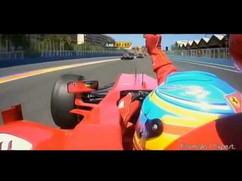 Valencia Highlights ( F1 Best Races 2012 ) #4
