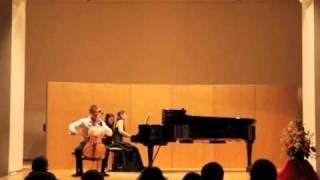 Bizet - Carmen Fantasy Maxim Beitan (Максим Бейтан) - cello