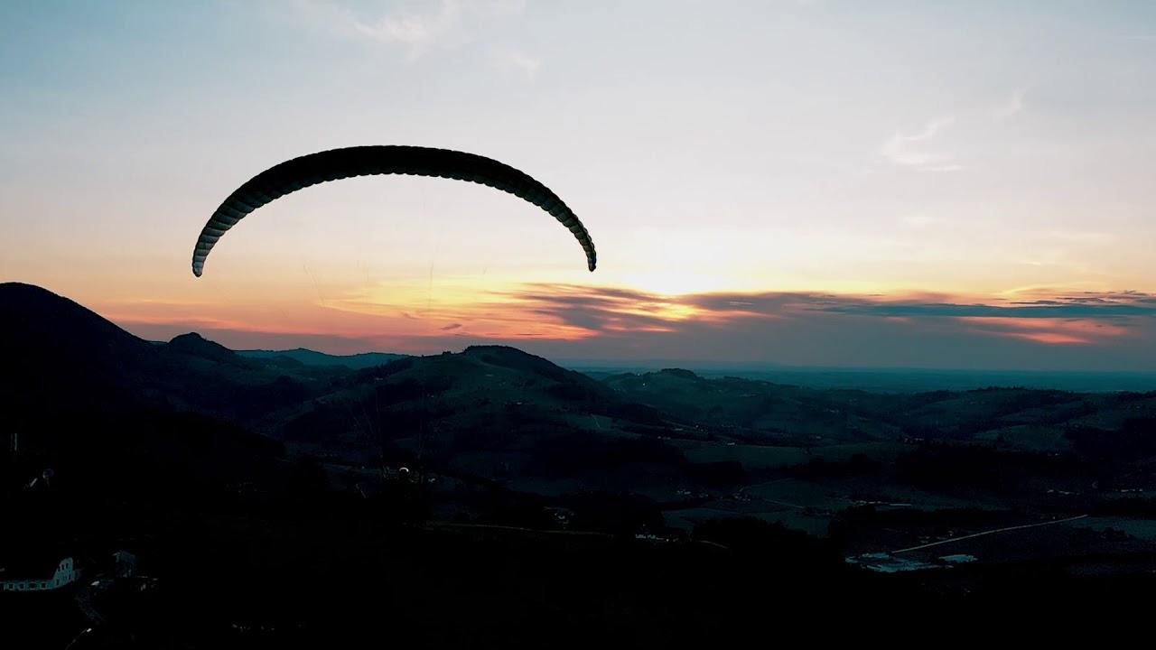 skywalk Paragliders - ARRIBA4 | Sundowner above Ternberg City