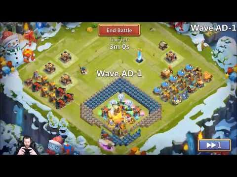 JT's Free 2 Play HBM AD Smashed LETS GOOOO Castle Clash