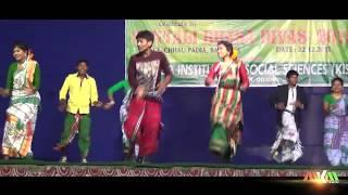 Barpadda kuli-Chhotu n Basanti-Santali Vasa Diwas-Baripada