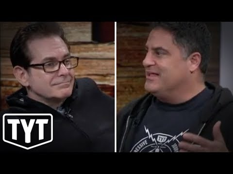 Cenk Challenges Jimmy
