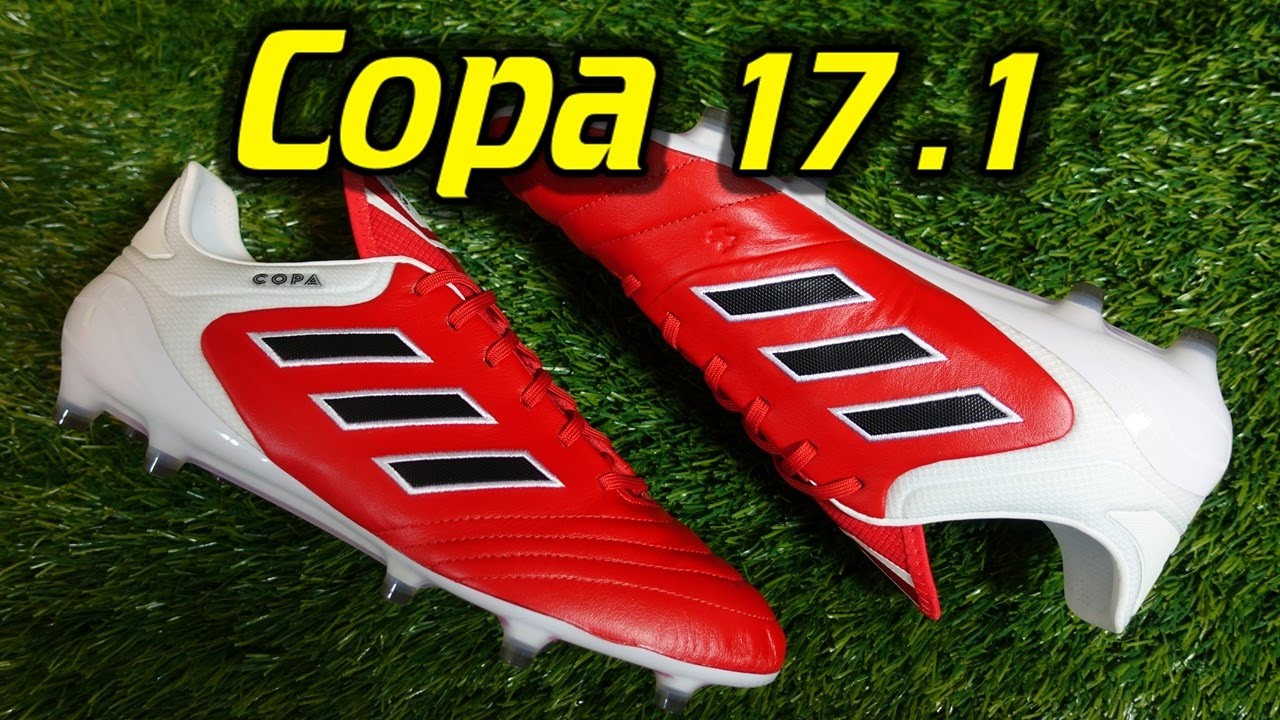 premium selection 1bd13 eb93f Adidas Copa 17.1 (Red Limit Pack) - Review + On Feet - YouTu