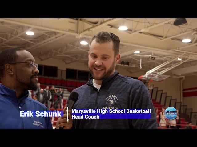 High School Basketball: Singleton leads Marysville past Port Huron with game-winning shot 1-17-20