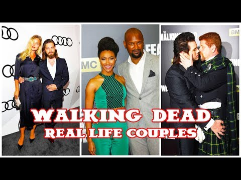 WALKING DEAD Real life couples
