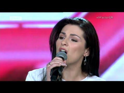 Xfactor Greece 2017 - WRITINGS ON THE WALL - Marianna Georgiadou