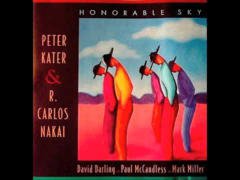R. Carlos Nakai & Peter Kater - All Souls Waltz from the cd