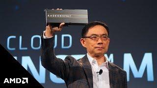 AMD Next Horizon — AMD Radeon Instinct™️ MI60