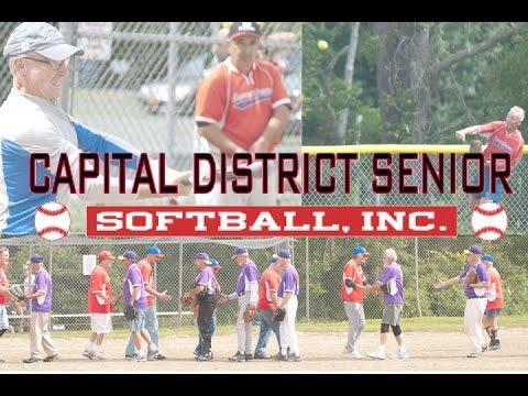 Capital District Senior Softball League