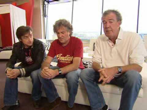 Top Billing Interviews Top Gear