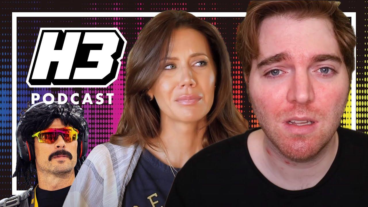 Shane Dawson, Dr DisRespect, Tati Westbrook, Chris D'Elia - H3 Podcast #196