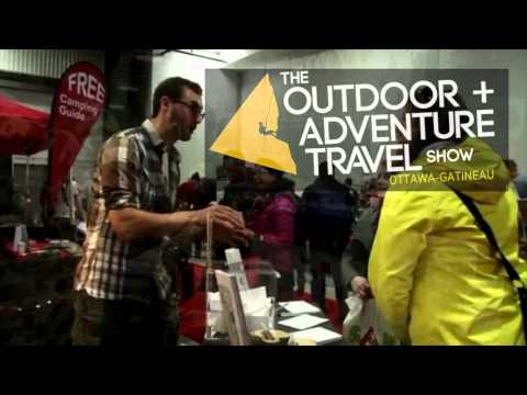 Ottawa's Outdoor & Adventure Travel Show | March 19 - 20, 2016 | EY Centre