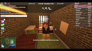roblox: playing jailbreak with nina (it has weird gliches)