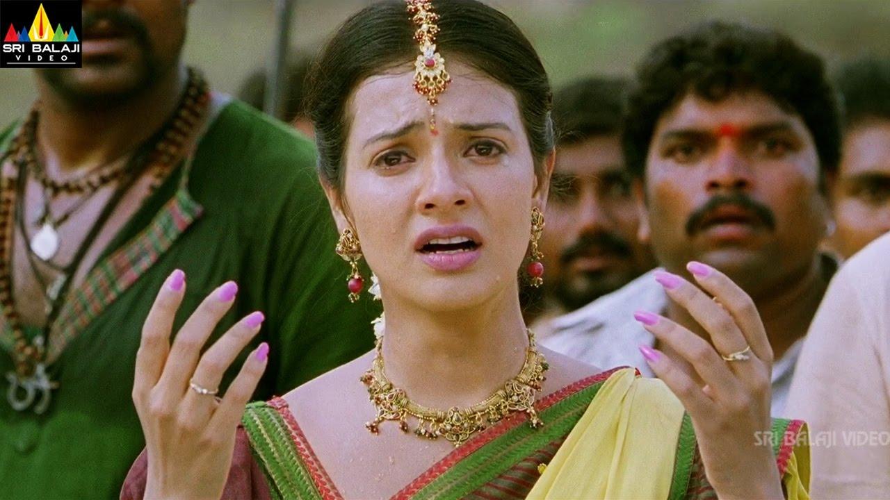 Maryada Ramanna Movie Climax Scene Sunil Saloni Sri Balaji Video