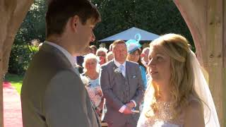 Chantelle and Ethan Wedding Video