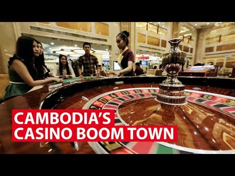 Cambodia's Casino Boom Town, Created By Chinese Money | The New Silk Road | CNA Insider
