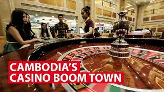 Cambodia's Casino Boom Town, Created By Chinese Money   The New Silk Road   CNA Insider