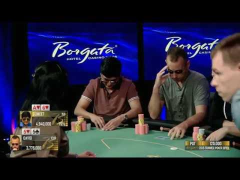 Borgata summer poker open live stream kc poker swindon