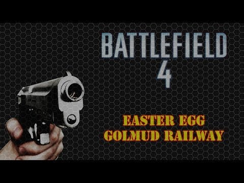 "The Noobifier - Easter Egg Hunt Golmud Railway ""The Yetti"""