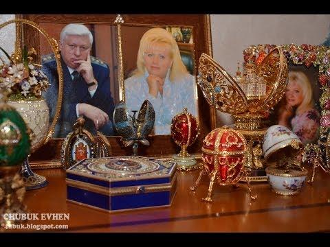 Музей коррупции-.так назвали люди дом генрпокурора Украины Пшонки (часть 2)