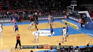 Maç Özeti   Anadolu Efes - Lokomotiv Kuban