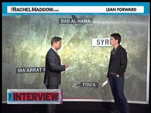 Richard Engel tells Maddow about his kidnapping in Syria