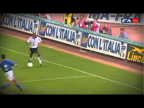 Italy 0-0 England 1997 - Gareth Southgate on a crunch qualifier