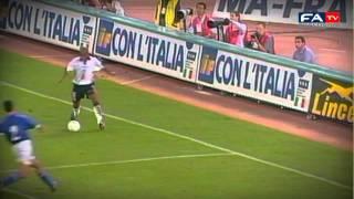 Italy 0-0 England 1997 - Gareth Southgate on a crunch qualifier