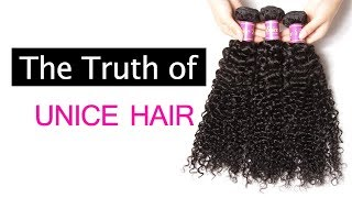 The TRUTH of UNice hair Review 2018| What You Believe is WRONG???