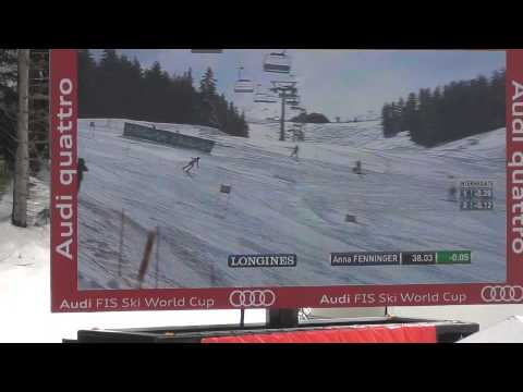 Bansko(Bul) FIS World Cup Ladies' Alpine combined