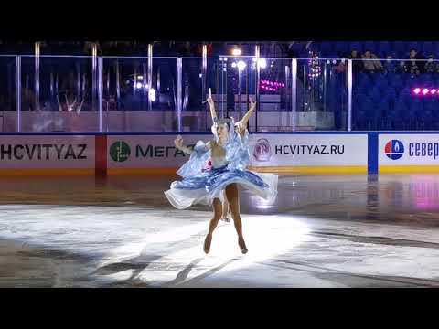 Волшебный лед, Маша и Медведь 11.01.2020 г.