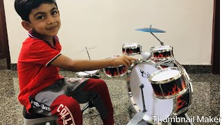 toy-drum-set-unboxing