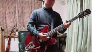 me playing suede new generation guitar full ver.